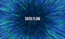 Abstract Data Flow Tunnel. Cir...