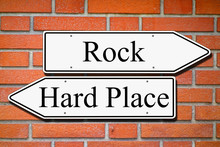 Between Rock And Hard Place Si...