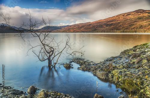 Photo  Loch Venachar