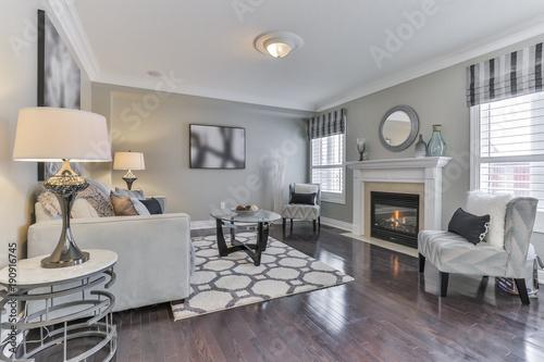 Fotografia  Living Room Interior Design
