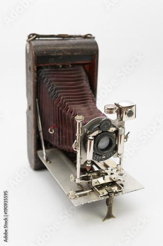 Photo  Antique camera