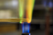 Copper Solution Burning On A W...
