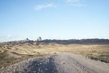 Desert Dirt Road, Imperial Des...