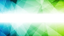 Bright Abstract Polygonal Background