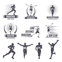Logos Or Labels For Runners. M...