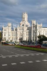 Ayuntamiento de Madrid, antiguo Edificio de correos