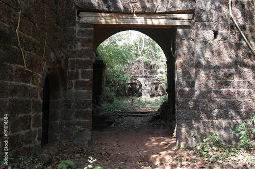 Papiers peints Fortification Каменные стены древнего форта