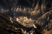 Lamayuru Temple In Leh Ladakh ...