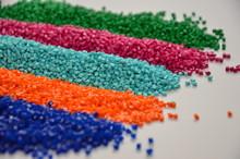Polypropylene Masterbatch Plastic Colorful Granules