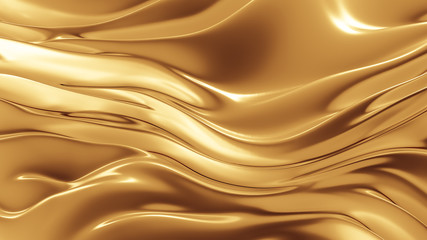 Luxury golden background. 3...