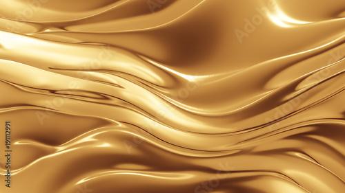 Luxury golden background. 3...