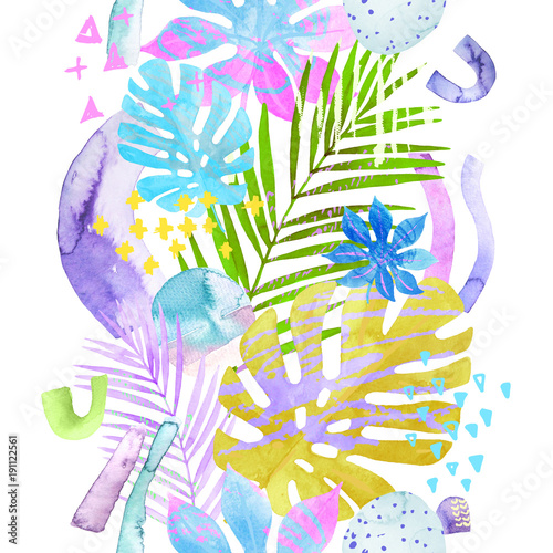 hand-painted-natural-illustration-for-pop-art-80s-90s-hipster-style