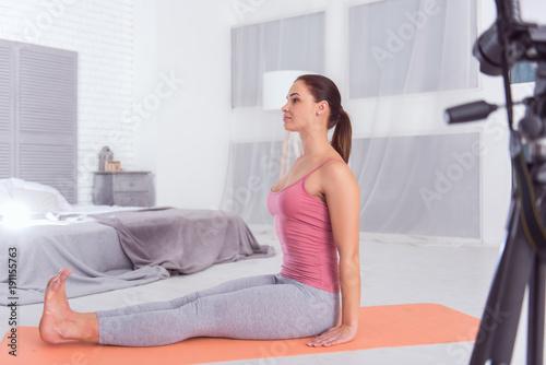 Fotografía  I like exercising