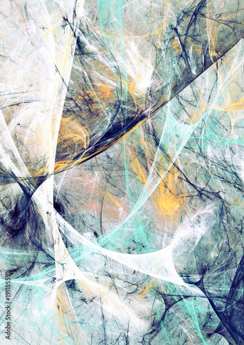 abstrakcjonistyczny-piekny-blekitny-i-bialy-miekki-koloru-tlo-dynamiczna-tekstura-malowania-nowoczesny-futurystyczny-zimny-wzor-fraktalna