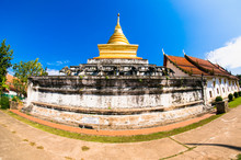 The Beautiful Golden Pagoda An...