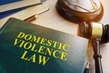 Domestic Violence Law On A Woo...