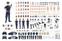 Policeman Creation Set Or DIY ...