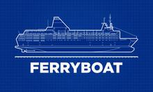 Ferryboat Blueprint