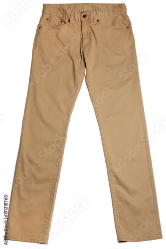 Fotografie, Obraz  Men's trousers