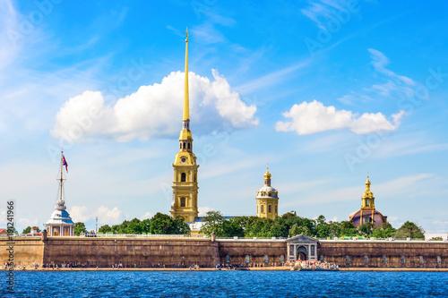 Foto  St Petersburg in summer