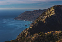 Rugged Catalina Coast