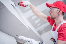 Residential Drywall Patching