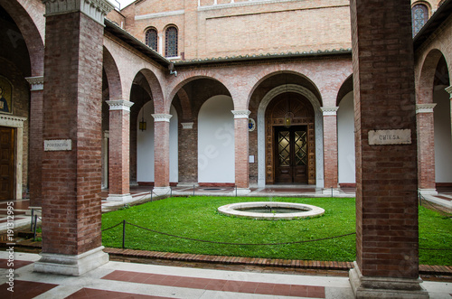 In de dag Palermo Chiesa Sant'Anselmo all'Aventino di Roma