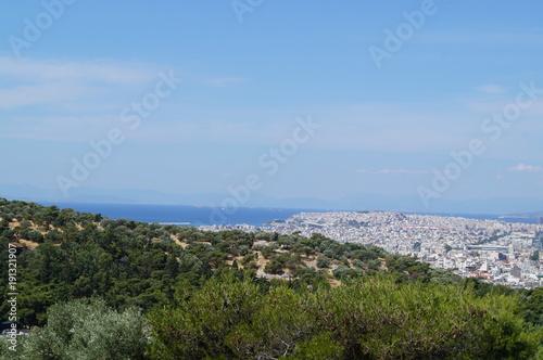 Aluminium Prints Los Angeles Grèce