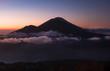 Sunrise on Mount Batur