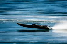 Model Speed Boat Race