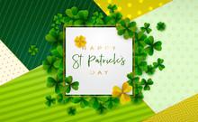 Happy Saint Patrick's Day Back...