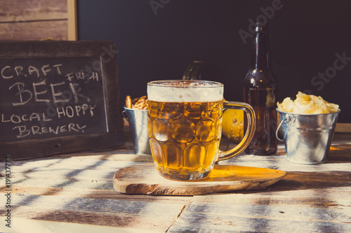 фотография Craft Beer in American Brewery