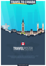 Travel To Canada. Travel And T...