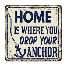 Home Is Where You Drop Your An...