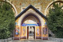 Ancient Kykkos Monastery (1081...