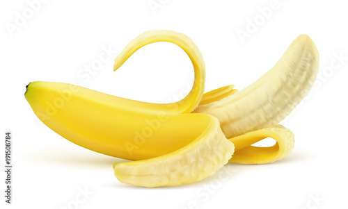 Fototapeta Banane vectorielle 2