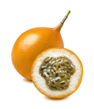 Yellow Passion Fruit Known As ...