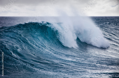 Poster Mer / Ocean Ocean Wave