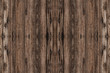 Vertical wooden wall. Abstract background
