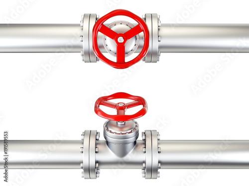 Платно valve pipe