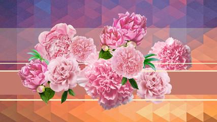 FototapetaКрасивые цветы