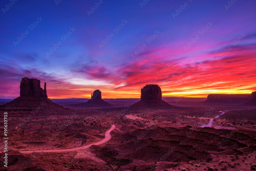 Arizona USA Bilder Bild auf Leinwand Wandbild Poster Design & Stil Bilder