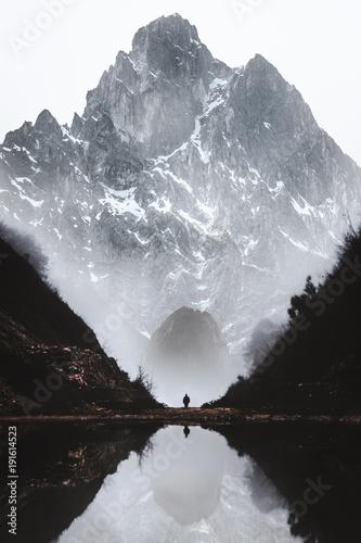 Obraz na plátně La Grotta