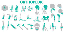 Orthopedic And Spine Symbol S...