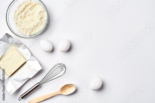 Preparation of the dough Tableau sur Toile