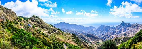 Fotografia  tenerife landscape