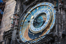 Astronomical Clock, Prague, Ch...