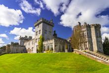 Dromoland Castle In Co. Clare,...