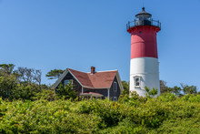 Nauset Light At Cape Cod