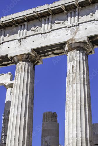 Fotografia  Acropolis in Athens, Greece